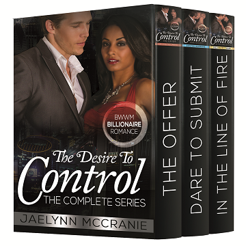 The Desire To Control Complete Box Set